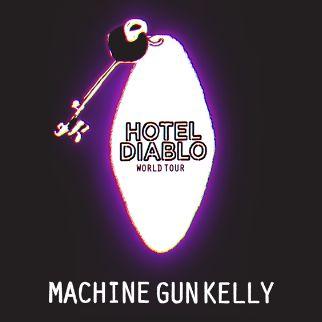 Resultado de imagem para Machine Gun Kelly -El Diablo