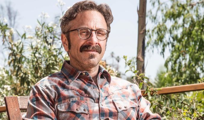 Marc Maron tickets at Cathedral Theatre at the Masonic Temple in Detroit