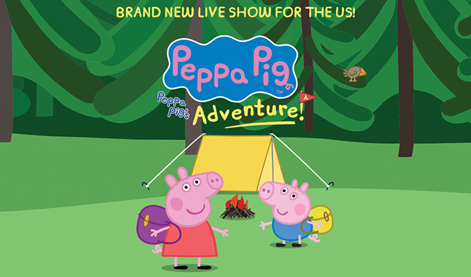 Peppa Pig Live! Additional Offers