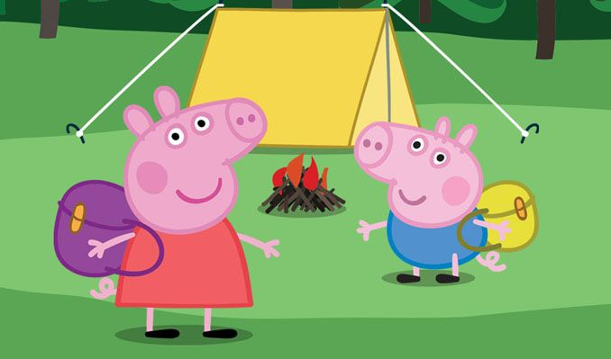 Peppa Pig Live Tickets In Anaheim At City National Grove Of Anaheim