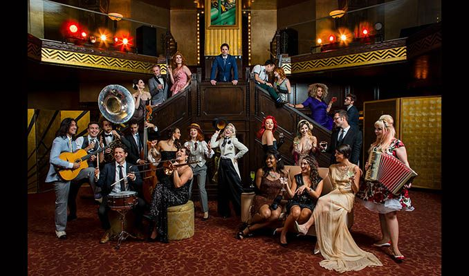 Postmodern Jukebox tickets at Paramount Theatre in Seattle