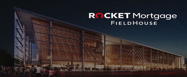 Rocket Mortgage FieldHouse tickets and event calendar | Cleveland