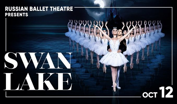 Russian Ballet Theatre Presents Swan Lake tickets at Pikes Peak Center in Colorado Springs