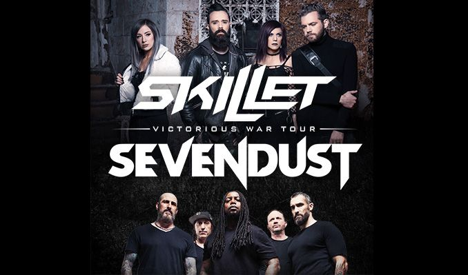 Skillet & Sevendust: Victorious War Tour tickets at Showbox SoDo in Seattle