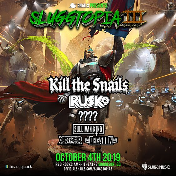 Kill The Snails Snails Kill The Noise Red Rocks