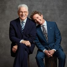 Steve Martin and Martin Short tickets at Ruth Eckerd Hall, Clearwater