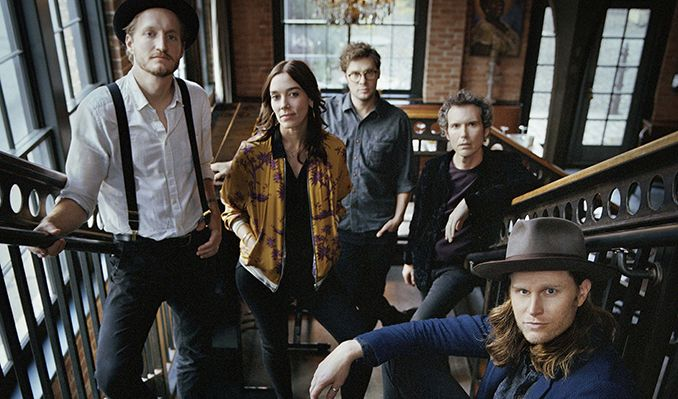 The Lumineers tickets at Xcel Energy Center, St. Paul