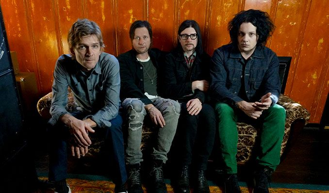 The Raconteurs tickets at The Greek Theatre in Los Angeles