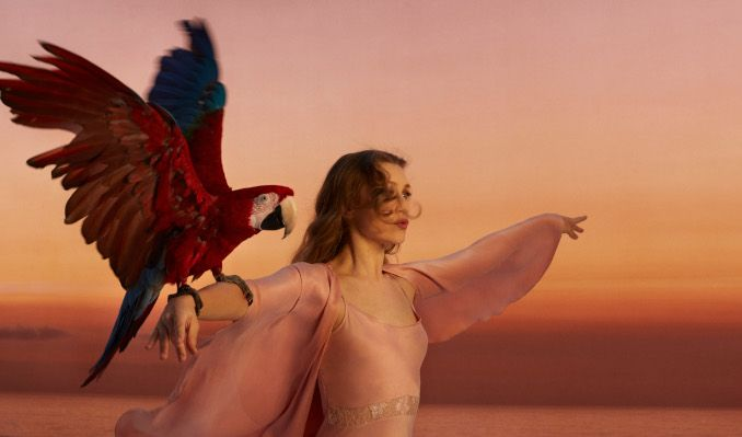 The Strings/Keys Incident -- An Evening With   Joanna Newsom tickets at Perelman Theater in Philadelphia