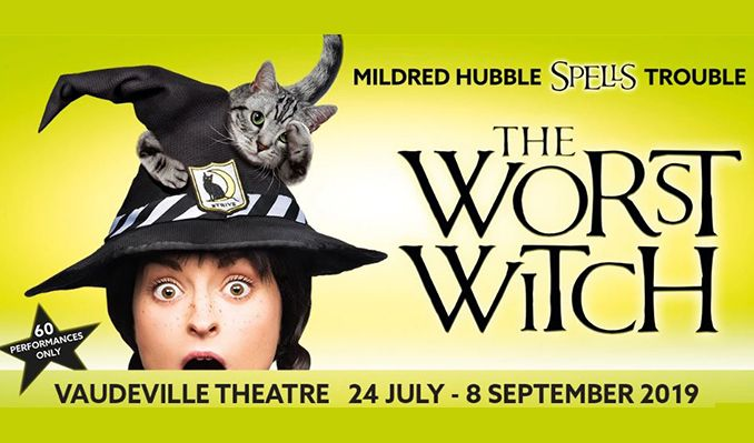 The Worst Witch tickets at Vaudeville Theatre, London