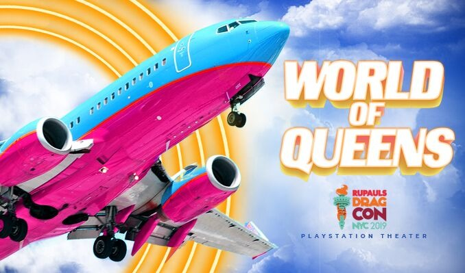 World of Queens tickets at PlayStation Theater in New York