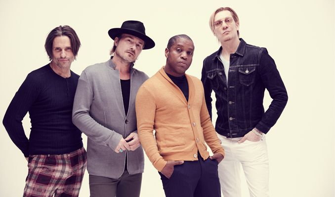 Vintage Trouble tickets at The Sinclair, Cambridge tickets at The Sinclair, Cambridge
