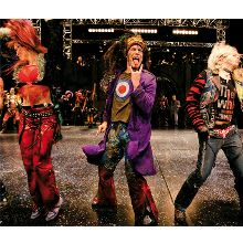 We Will Rock You - The Musical on Tour Additional Offers