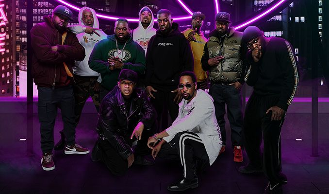 Wu-Tang Clan tickets at Virginia Credit Union LIVE! at Richmond Raceway in Richmond