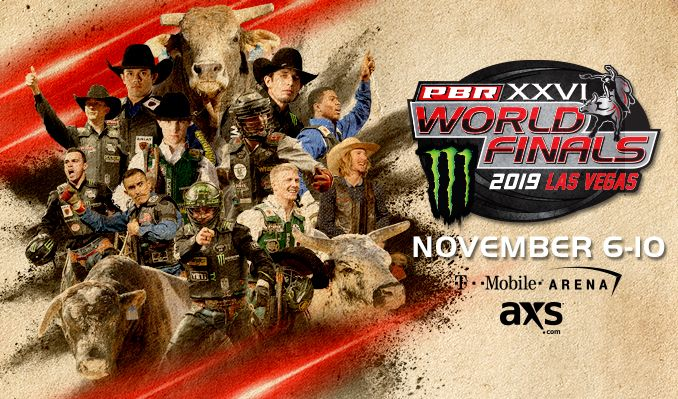 2019 Professional Bull Riders World Finals tickets in Las Vegas at T