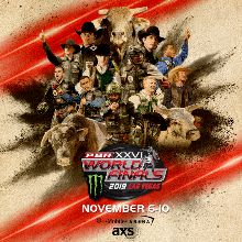 2019 Professional Bull Riders World Finals tickets in Las