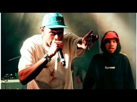 Watch Tyler, The Creator and Earl Sweatshirt perform 'Orange Juice' at the last Low End Theory