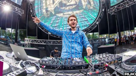 Zedd announces Orbit Tour 2019