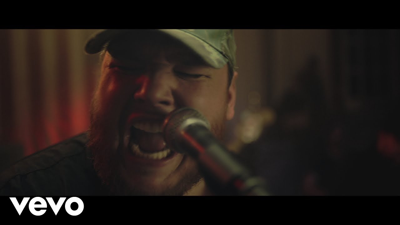 Watch: Luke Combs release video for 'Beer Never Broke My Heart' ahead of tour