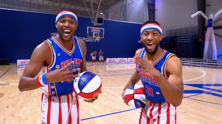 Harlem Globetrotters announce College Park Center show during 2019 Fan Powered World Tour