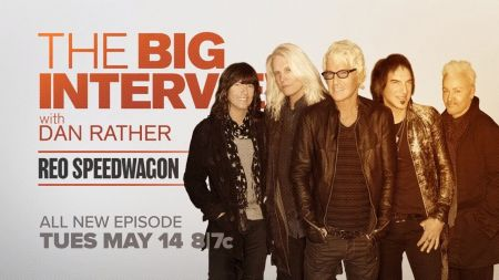 AXS TV's 'Big Interview' sneak peek: REO Speedwagon talks writing 'Keep on Loving You' and more on May 14