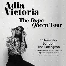Adia Victoria tickets at The Lexington in London