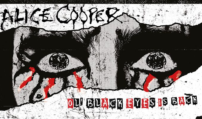 Alice Cooper tickets at Manchester Arena in Manchester