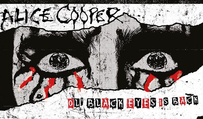 Alice Cooper tickets at Brighton Centre in Brighton