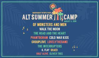 ALT 98.7 Summer Camp
