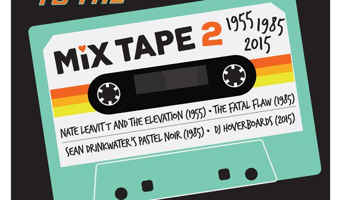 Back To The Mixtape 2 tickets at The Sinclair in Cambridge