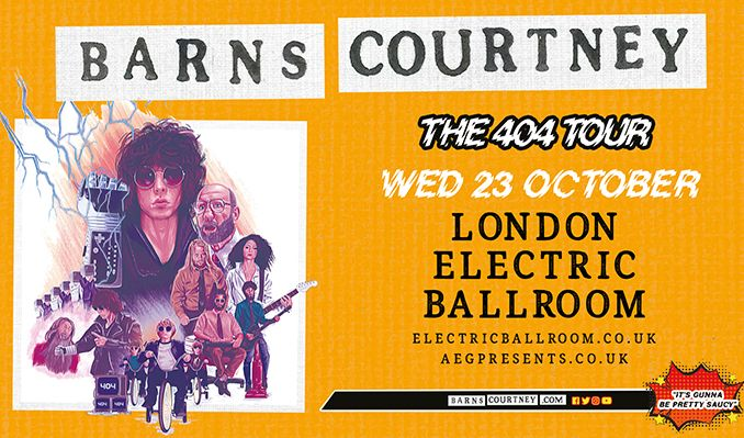 Barns Courtney tickets at Electric Ballroom in London