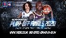 Basketball Play-off Finals 2020 tickets at The O2 in London