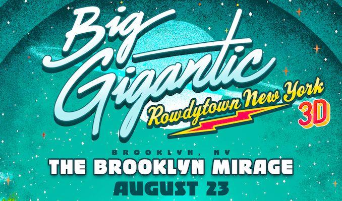 Big Gigantic tickets at Brooklyn Mirage in Brooklyn
