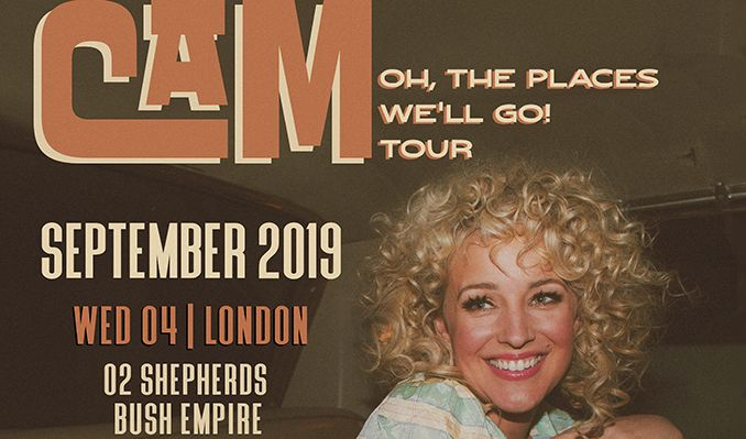 Cam tickets in London at O2 Shepherd's Bush Empire on Wed