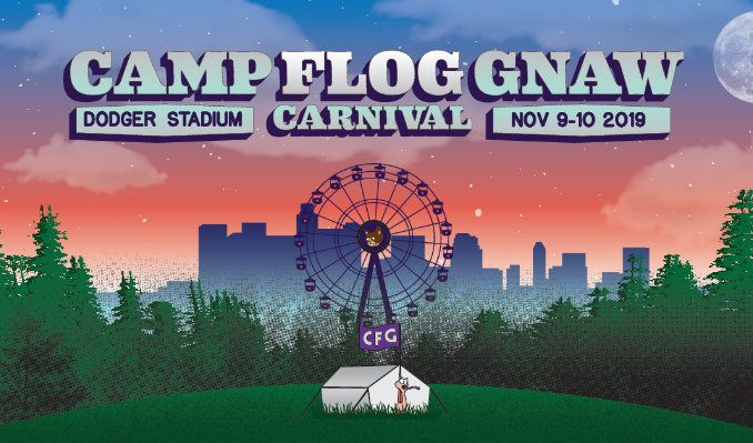 Camp Flog Gnaw Carnival 2019 Presale tickets at Dodger Stadium in Los Angeles