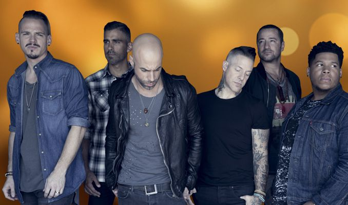 Daughtry tickets at Golden Nugget Lake Charles in Lake Charles