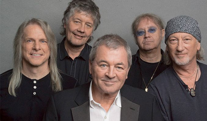 Deep Purple tickets at The Warfield in San Francisco