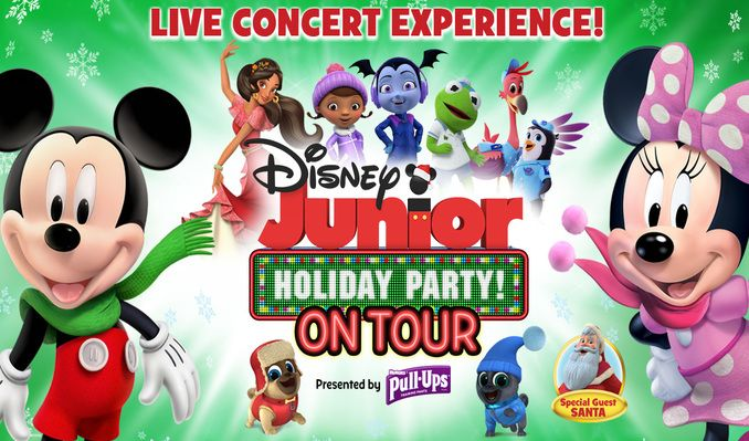 Disney Junior Holiday Party! tickets at Robinson Center Music Hall in North Little Rock