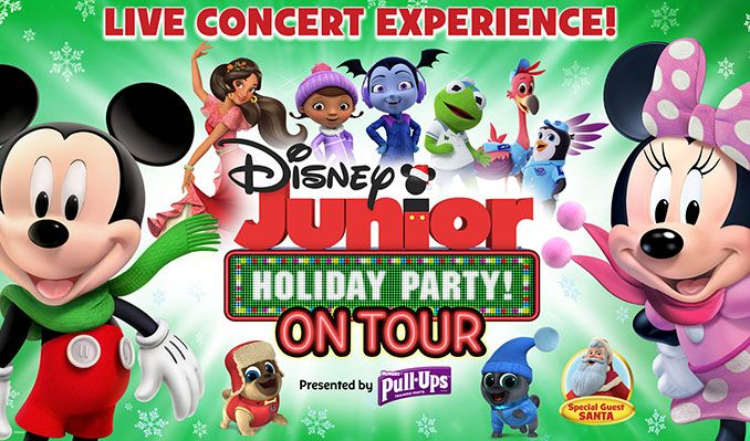 Disney Junior Holiday Party! tickets at The Orpheum Theatre in Los Angeles