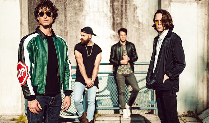 Don Broco tickets at Great American Music Hall in San Francisco
