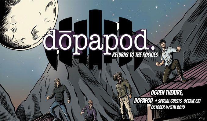 Dopapod tickets at Ogden Theatre in Denver
