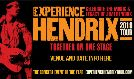 Experience Hendrix tickets at Paramount Theatre in Denver