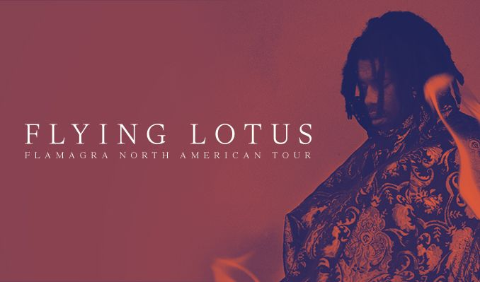 Flying Lotus tickets at Warehouse Live in Houston