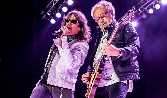 FOREIGNER tickets at Shreveport Municipal Memorial Auditorium, Shreveport
