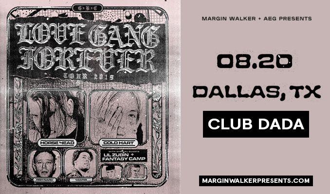 GothBoiClique tickets at Club Dada in Dallas