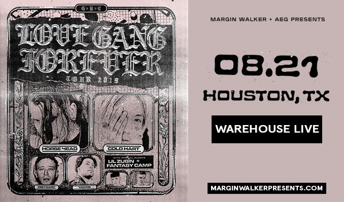 GothBoiClique tickets at Warehouse Live in Houston