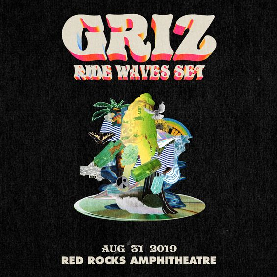 Thumbnail for GRiZ: Ride Waves Set