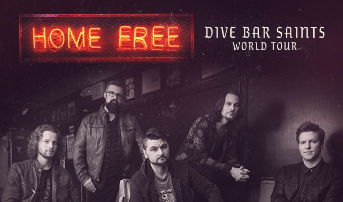Home Free tickets at Wagner Noel Performing Arts Center in Midland