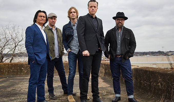 Jason Isbell and the 400 Unit tickets at Levitt Shell in Memphis