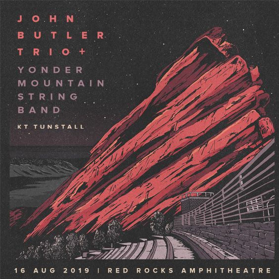 Image for John Butler Trio / Yonder Mountain String Band